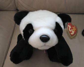 Beanie Buddies Panda Bear, Peking.