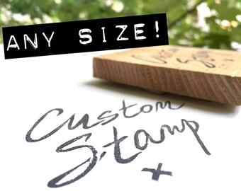 Custom stamp, custom logo stamp, customized stamp, custom stationary, logo stamp, handmade, rubber stamp, small business stamp, custom name