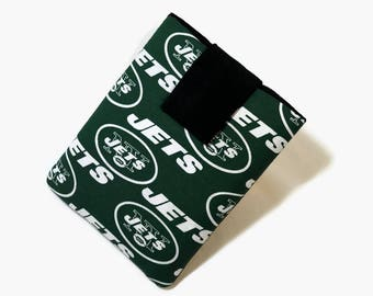 HandCrafted, Tablet Case, New York, Jets, iPad Case, iPad Mini Case, Kindle Fire Case,  NFL, 7, 8, 9, 10 inch ,  FOAM Padding, Gift