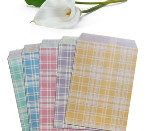 "50Pack - 5x7"" Combo Blue