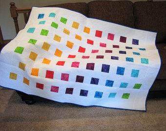 Lap quilt | Etsy : lap quilts for sale - Adamdwight.com