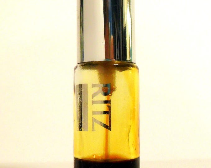 Vintage 1970s Ritz by Charles of the Ritz 0.33 oz Pure Parfum Spray DISCONTINUED PERFUME