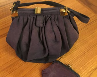 Vintage evening bag or purse - 1940s or 1930s