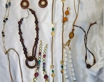 Vintage Jewelry Lot for Resale