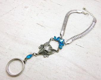 Fox Bracelet, fox jewelry, fox ring