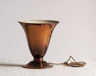 Vintage Urn Lamp