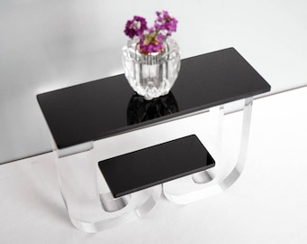 Doll furniture table for Barbie, Blythe, Integrity and other 1/6 scale dolls