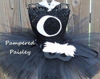Halloween sale 12-24 month PJ Mask Luna Girl tutu dress costume READY to ship!!
