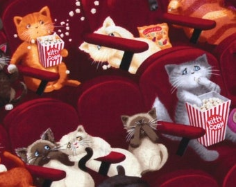"""Custom Made """"Movie Kitties"""" Items Available in Different STYLES!! Prices Starting @:"""