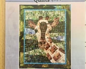 Mosaic Quilt Pattern Etsy