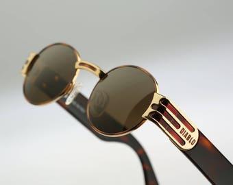 Diablo Mod D20 Col 36M / Vintage sunglasses / NOS / Eyewear /  90s rare and unique