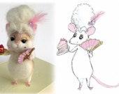 Marie Antoinette Mouse
