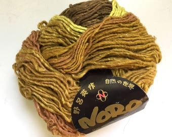 40% Off Noro Karuta Striping Silk Wool Bulky Cotton Yarn 164 Yards