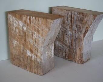 reclaimed barn wood fireplace mantel corbels shelf brackets barn beam barnwood shelving mantle rustic distressed whitewash