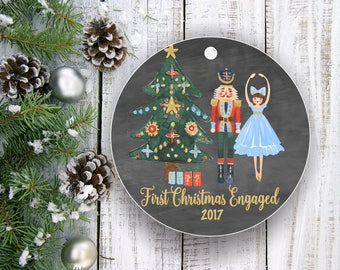 Babys First Christmas Ornament Personalized Christmas Ornament