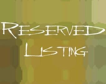 Reserve listing for KaBella