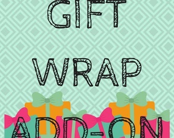 GIFT WRAP/direct-shipping add-on
