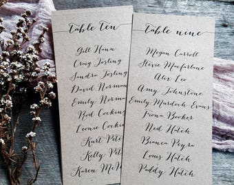 Wedding Seating Chart Cards, Seating Chart, Seating Arrangement Cards, Seating Arrangement, Wedding Seating Chart, Seating Chart Cards