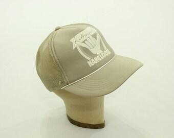 80's HAWAII Hang Loose Snapback Hat