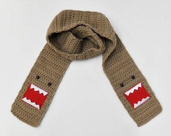 Crochet / Domo Scarf