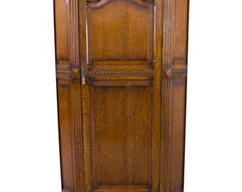 Very Fine Antique Oak Hall Robe Stand