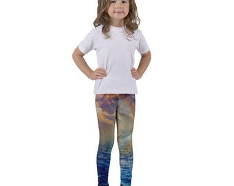For God So Loved Kid's leggings