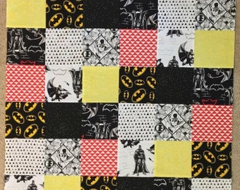 70% off DC Comics Batman Baby Crib Quilt