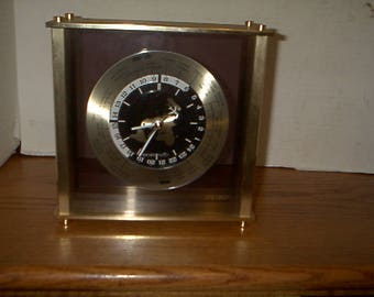 Vintage Sako World Clock