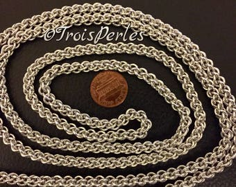 Chainmaille Necklace-chain Maille chain