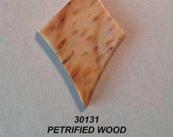 30131 Palm wood free form cab