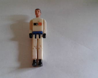 Matchbox Lesney 1970s Mobile Action Command Action Figure