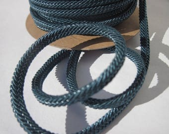 1 meter of braided cotton reinforced with 4 mm thick (153)