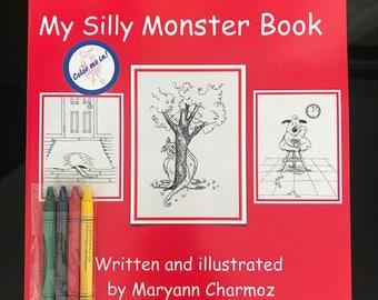 My Silly Monster Book