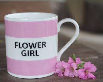 Flower Girl/Wedding Mug