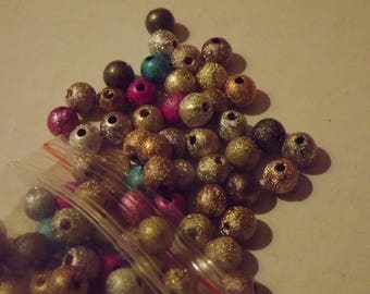 ROUND PEARL SIZE 8 OR 6