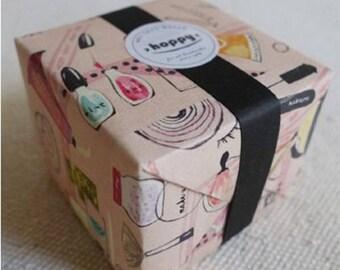 Hoppy Mini Box Map Series 4713077970676 Makeup Party