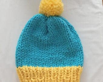 Cartman South Park Cartoon Inspired Beanie Toque