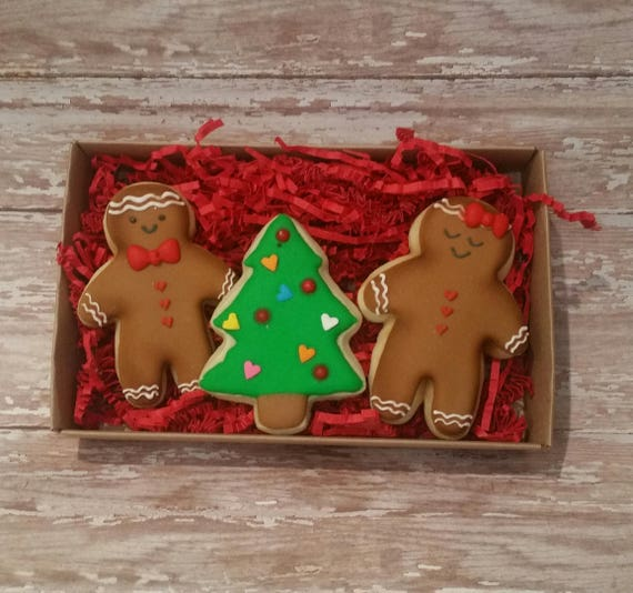 Christmas Gingerbread Set