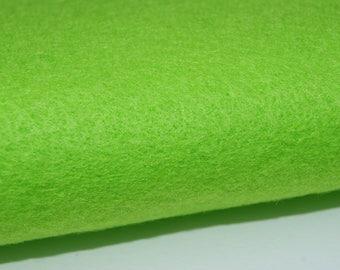 2 Felt Sheets Light Green (554)