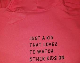 You Tube sweat shirts