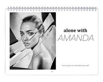 Amanda Seyfried Vol.3 - 2018 Calendar