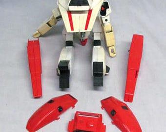 Transformers Original G1 Jetfire Near-Complete Vintage 1985