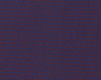 Red checkered Indigo Jersey