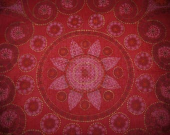 "Wall Hanging - Tapestry -  Swedish Design - 1960 - Retro - ""Obol"" - Farma - Svefors -"