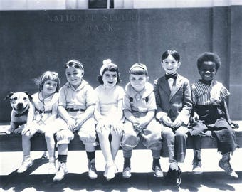 Our Gang aka The Little Rascals with Petey the Pit Bull, 1935
