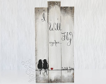 Handmade Rustic Wood Signs Canvas Art And By