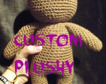 Custom Kawaii Plush
