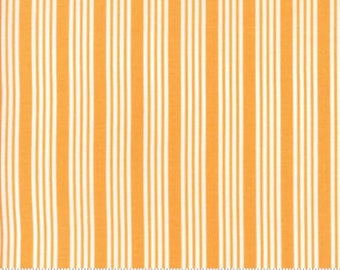 Presale!   The GOOD LIFE by Bonnie and Camille for Moda Fabrics Stripe Marmalade