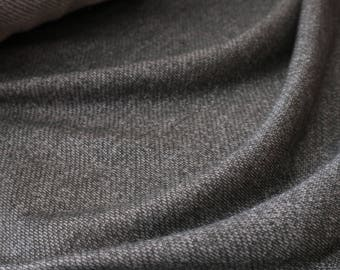 French Terry- Olive Heather