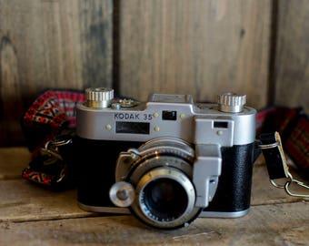 Vintage Camera vintage photography camera decor Kodak 35  35mm Camera